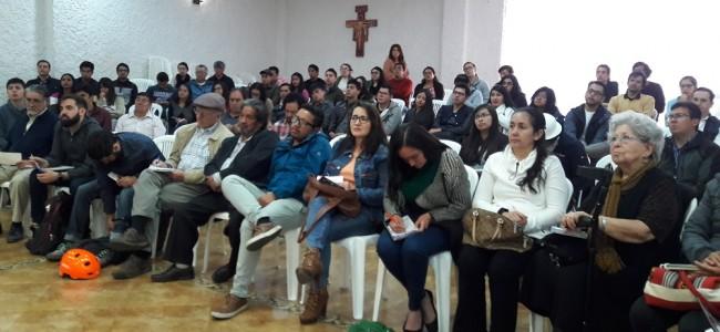 Presentación en Ecuador
