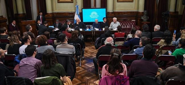 Lanzamiento en Argentina