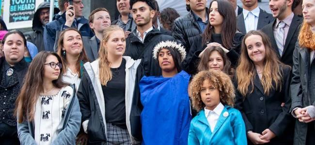 Cuando los niños demandaron a Estados Unidos: justicia al futuro