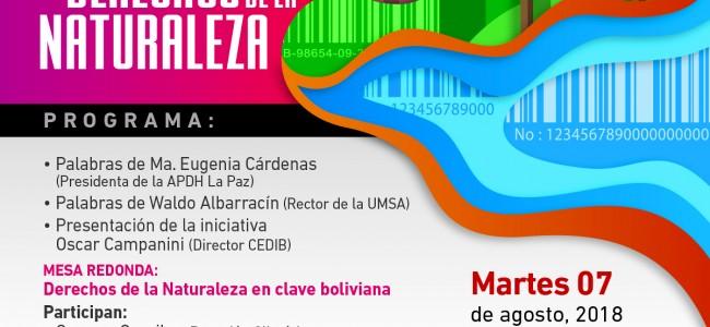 Lanzamiento en Bolivia